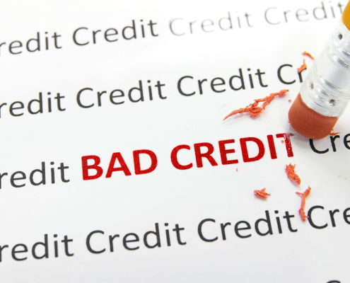 credit repair work